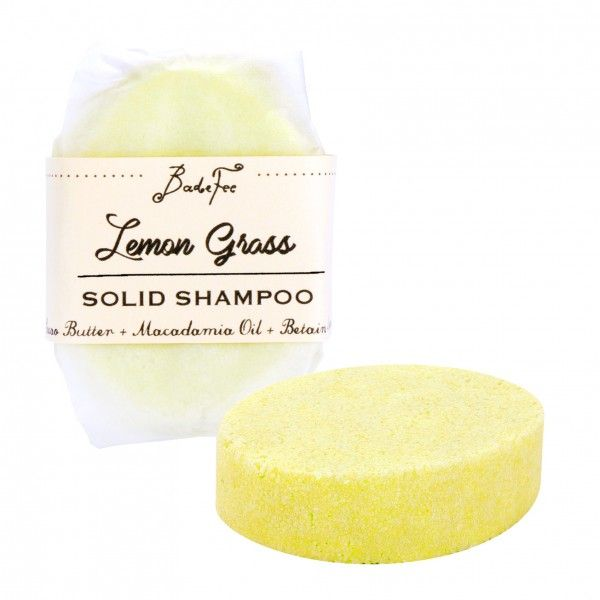 Haar Shampoo Lemon Grass