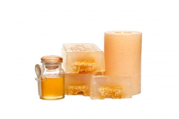 Peelingseife Honig