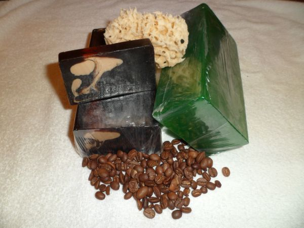 Aromaseife Kaffee