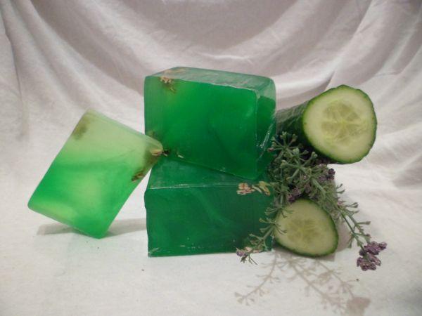Aromaseife Cucumber