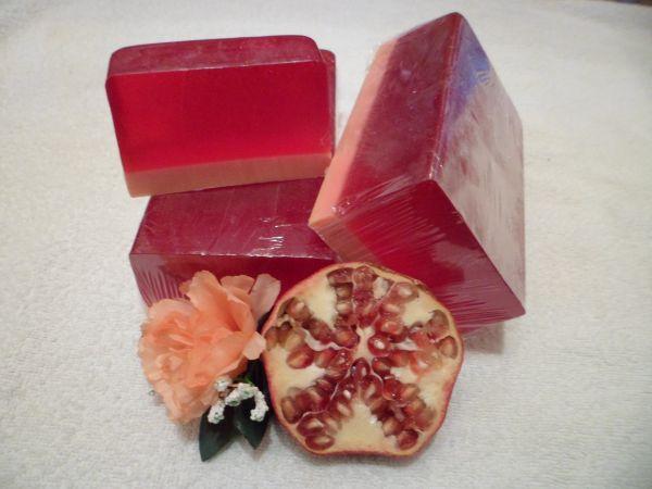 Aromaseife Granatapfel
