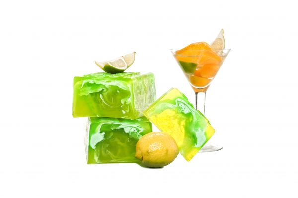 Aromaseife Zitrusfrüchte Cocktail