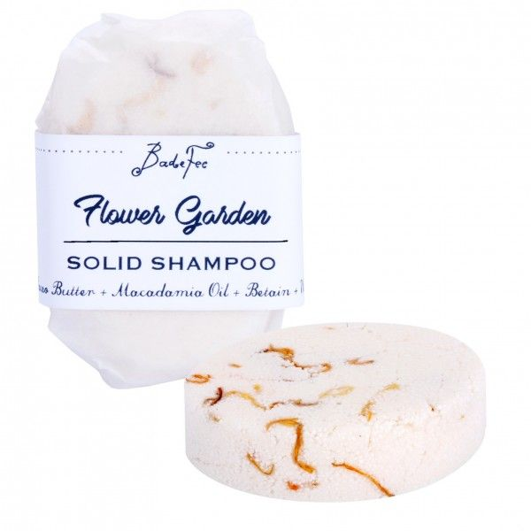 Haar Shampoo Flower Garden