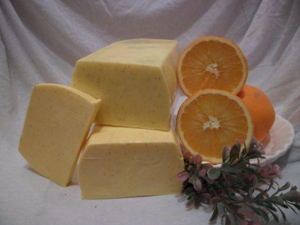 Peelingseife Orangen Frische