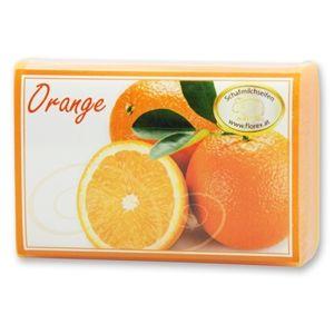 Schafmilchseife Orange
