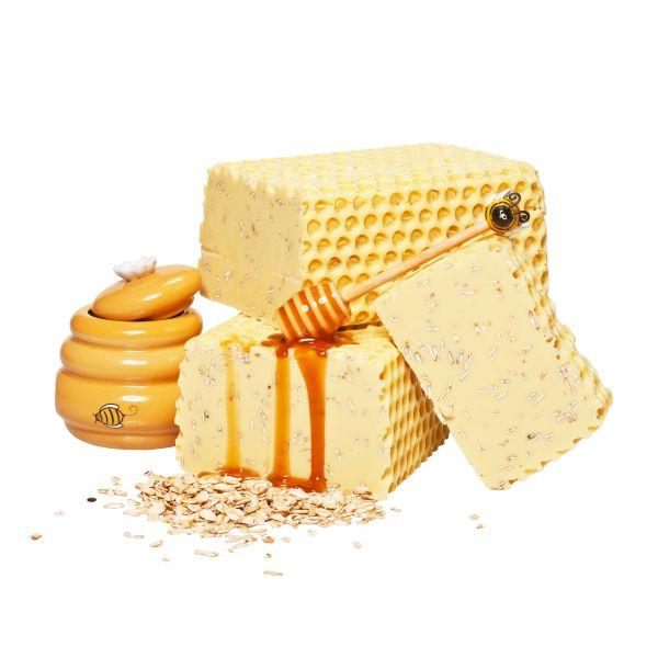 Peelingseife Honig Aroma