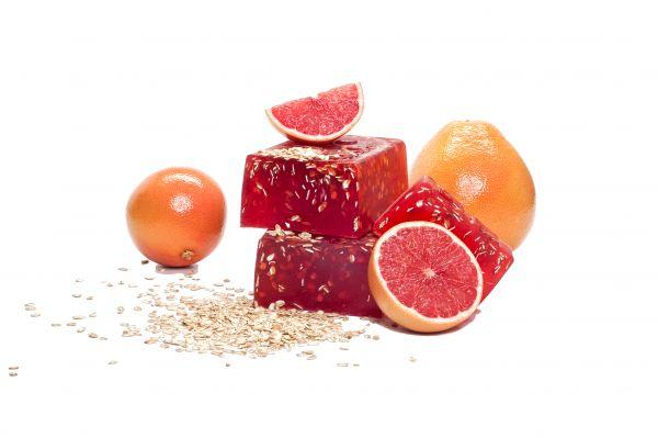 Peelingseife Grapefruit