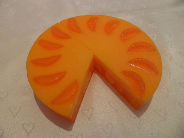 Mandarinentorte Aromaseife