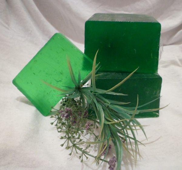 Aromaseife Feuchtes Gras